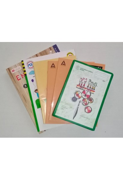 Books Set DPS Panvel - KG-1