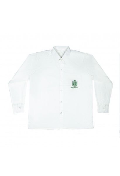 DPS Full sleeve Shirt - White
