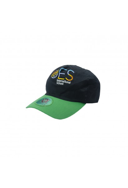 OES Cap - Black/Green
