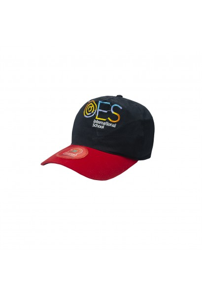 OES Cap - Black/Red