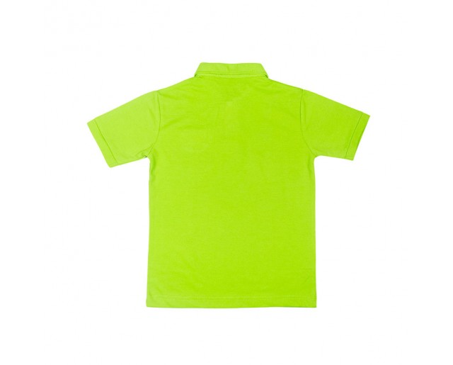 OES Collar Half Sleeve T-shirt