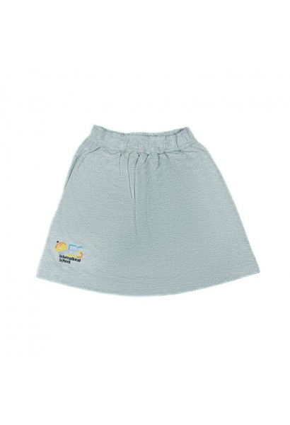 OES Skirt - Grey Melange
