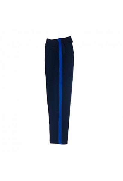 OES Trackpant Navy - Blue band