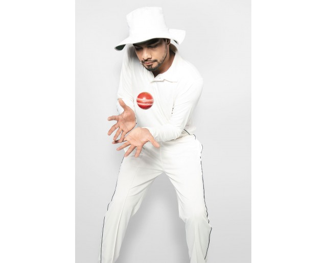 Cricket Uniform (cotton) White